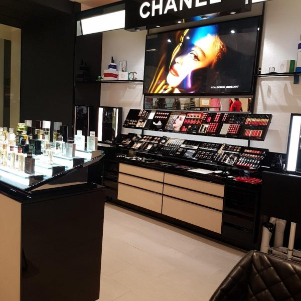 Chanel Display Myer Southland